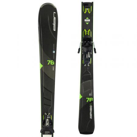Elan AMPHIBIO 76 TI PS + EL 11 - Sjezdové lyže