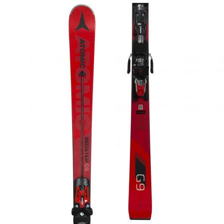 Atomic REDSTER G9 + X12 - Sjezdové lyže