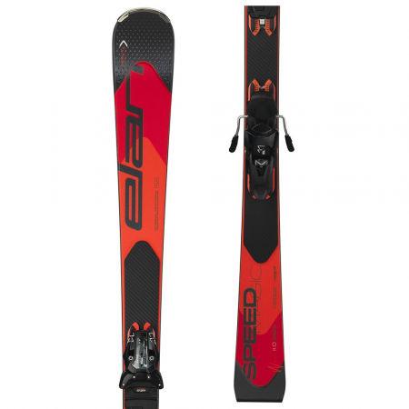 Dámské závodní sjezdové lyže - Elan SPEED MAGIC PS + ELX 11 - 1