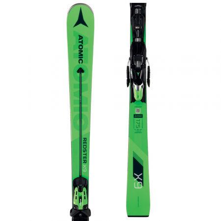 Atomic REDSTER X9 + X12TL - Sjezdové lyže