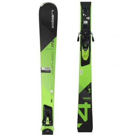 Elan AMPHIBIO 14 TI FUSION + ELX 11 - Sjezdové lyže