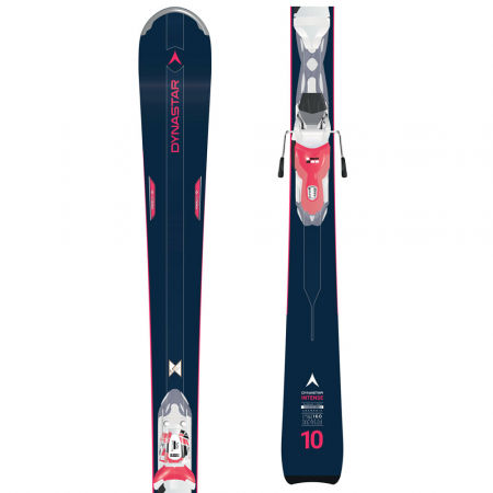 Dámské sjezdové lyže - Dynastar INTENSE 10 + XPREESS W11 - 1