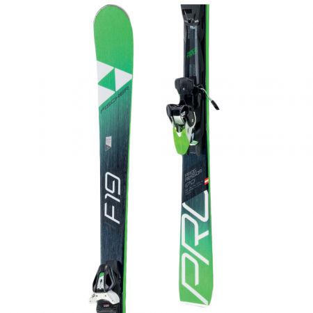 Sjezdové lyže - Fischer PROGRESSOR F19 TI RT + RSX Z12 PR - 1