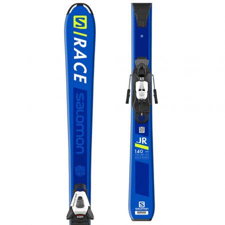 Salomon S/RACE Jr M + C5 GW - Juniorské sjezdové lyže