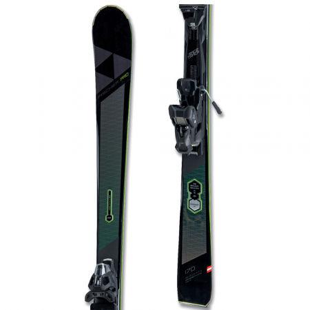 Sjezdové lyže - Fischer BRILLIANT PRO RT + MBS 12 PR - 1