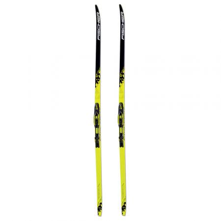 Fischer SET TWIN SKIN PRO + ST IFP - Běžecké lyže s pásy