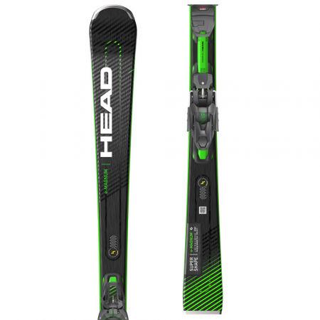 Univerzální sportovní lyže - Head SUPERSHAPE E MAGNUM+PRD 12 GW - 1