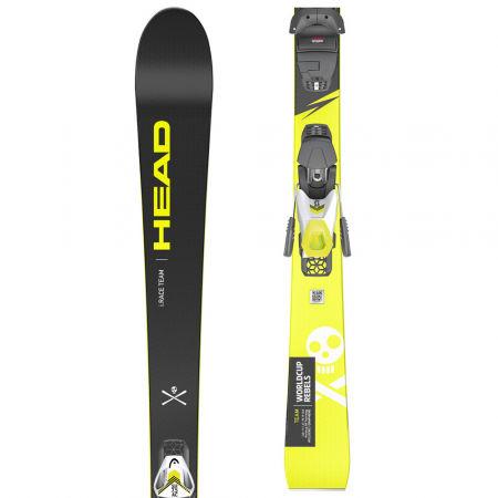 Head WC I.RACE TEAM SLR PRO+SLR 7.5 GW AC - Juniorské sjezdové lyže