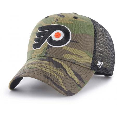 47 NHL PHILADELPHIA FLYERS CAMO BRANSON '47 MVP MIX - Kšiltovka