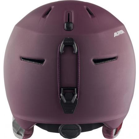 Lyžařská helma - Alpina Sports ALBONA CASSIS - 4