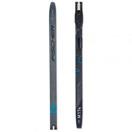 Běžecké lyže na klasiku s podporou stoupání - Fischer APOLLO EF + TOUR STEP - 1