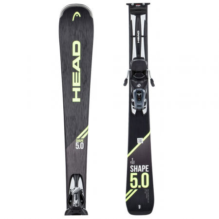 Sjezdové lyže - Head SHAPE 5.0 PP9+SX 10 GW PROMO - 1
