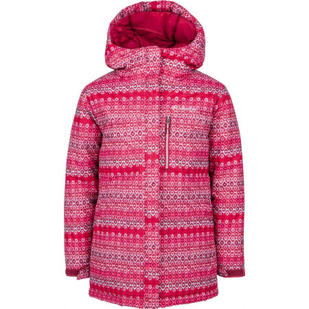 Columbia ALPINE FREE FALL II JACKET - Dívčí zimní bunda
