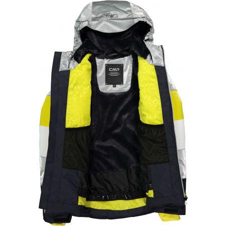 Dívčí lyžařská bunda - CMP KID GIRL JACKET - 4