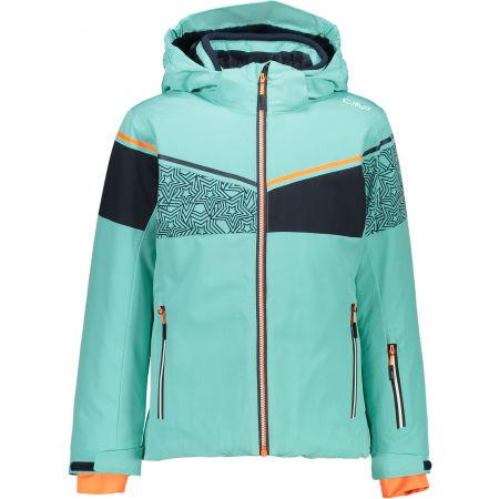 CMP KID GIRL JACKET - Dívčí lyžařská bunda