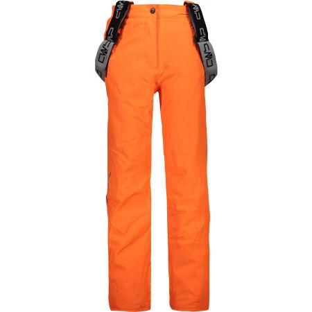 CMP KID GIRL SALOPETTE - Dívčí lyžařské kalhoty