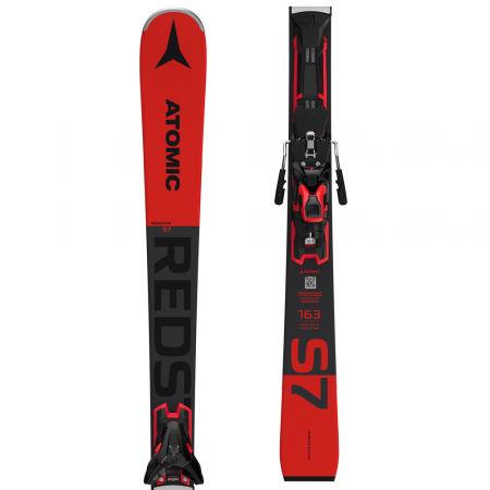 Atomic REDSTER S7 + F 12 GW - Unisex sjezdové lyže