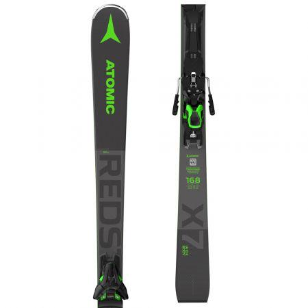 Atomic REDSTER X7 WB  + F 12 GW - Sjezdové lyže