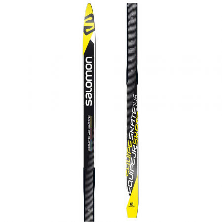 Juniorské skate lyže - Salomon EQUIPE JNR SKATE - 1