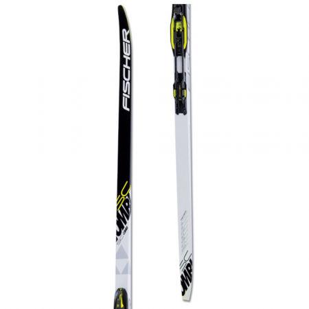 Běžecké lyže - Fischer SET SC COMBI + CTR ST IFP - 1