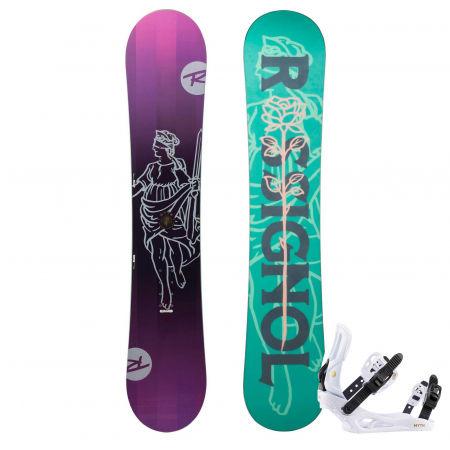 Rossignol MYTH + MYTH - Dámský snowboardový set
