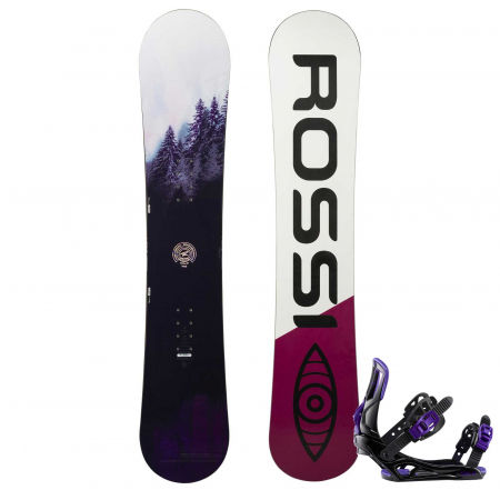 Rossignol GALA + GALA - Dámský snowboardový set