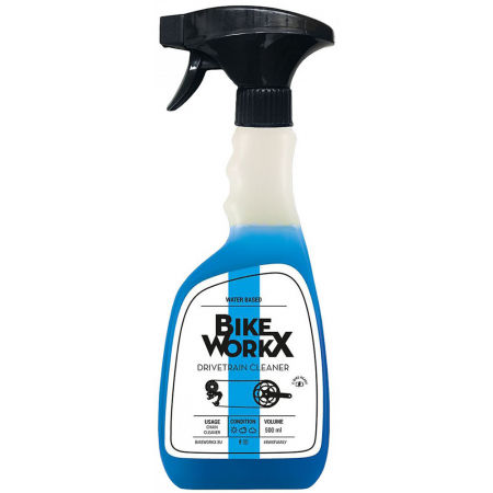 Bikeworkx DRIVETRAIN CLEANER 500 ml - Odmašťovač