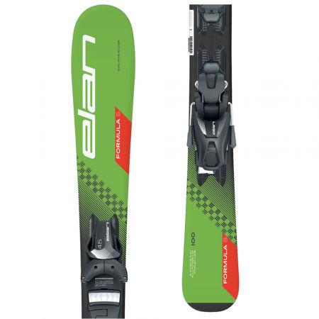 Elan FORMULA S QS+EL 4.5 - Dětské sjezdové lyže