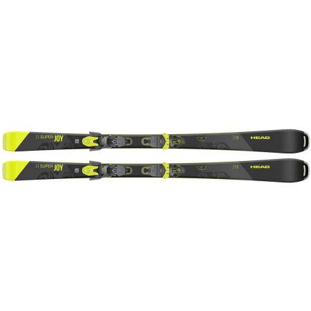 Dámské sjezdové lyže - Head SUPER JOY SW SLR JOY PRO + JOY 11 GW - 2