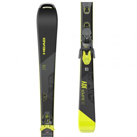 Head SUPER JOY SW SLR JOY PRO + JOY 11 GW - Dámské sjezdové lyže