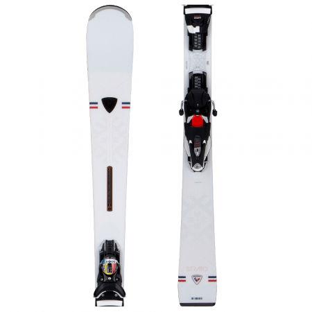 Rossignol STRATO EDITION WHT+SPX 12 KONECT - Pánské sjezdové lyže
