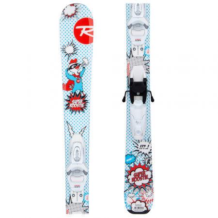Rossignol SUPER ROOSTIE X+KID 4 - Dětské sjezdové lyže