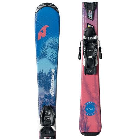Nordica TEAM J FDT+JR 4.5FDT - Dětské sjezdové lyže