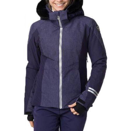Rossignol W CONTROLE HEATHER JKT - Dámská lyžařská bunda