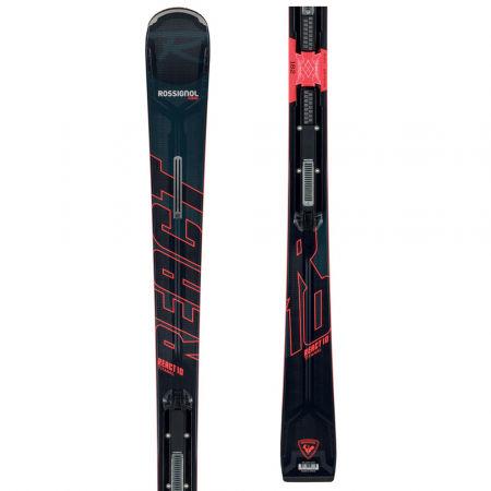 Rossignol REACT 10 TI+NX 12 KONECT GW - Pánské sjezdové lyže