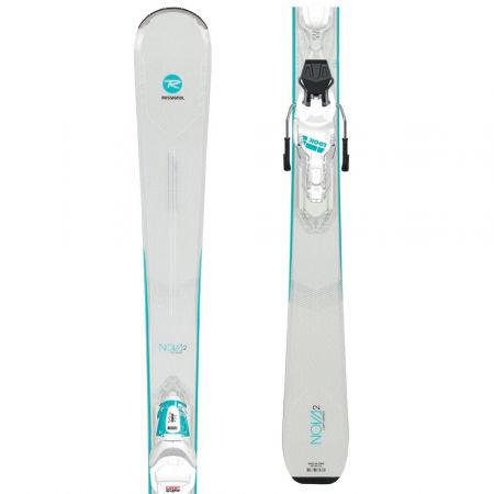 Rossignol NOVA 2+XPRESS W 10 - Dámské sjezdové lyže