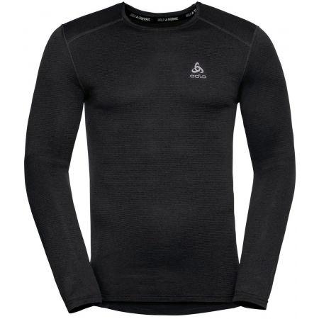 Odlo BL TOP CREW NECK L/S ACTIVE THERMIC - Pánské funkční tričko