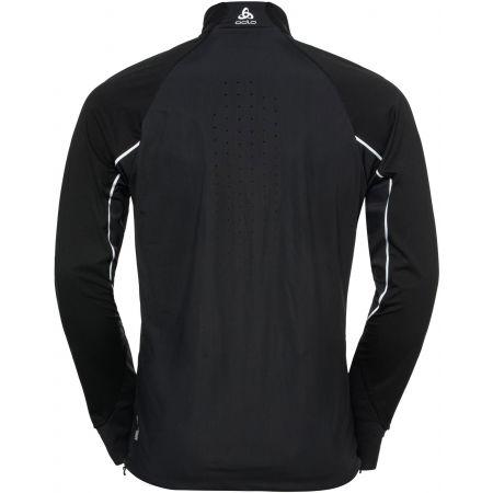 Pánská bunda na běžky - Odlo JACKET ZEROWEIGHT - 2
