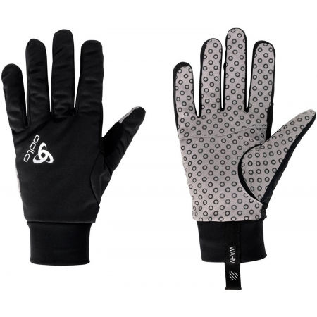 Odlo GLOVES AEOLUS WARM - Rukavice