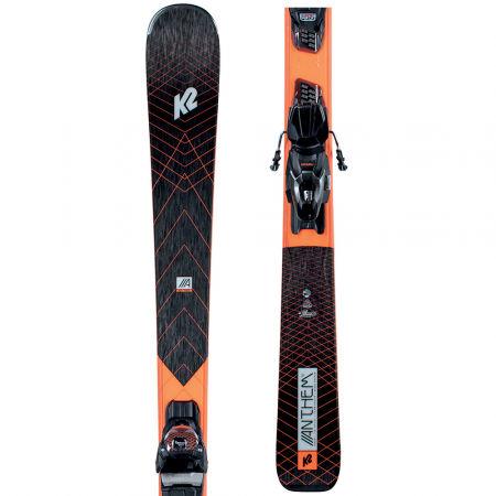 K2 ANTHEM 78 + ER3 10 COMPACT Q - Dámské allmountain lyže s vázáním