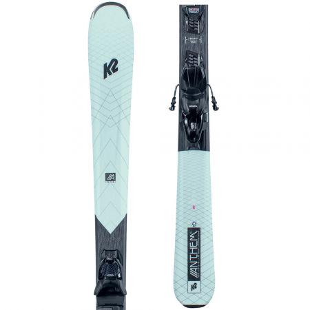 K2 ANTHEM 75 + ERP 10 QUIKCLIK - Dámské allmountain lyže s vázáním