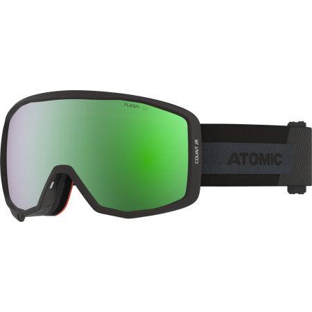 Atomic COUNT JR SPHERICAL - Juniorské lyžařské brýle