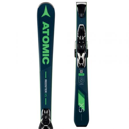 Sjezdové lyže - Atomic REDSTER X5 + FT11 - 1
