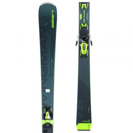Elan WINGMAN 78 TI PS + ELS 11 - Pánské sjezdové lyže