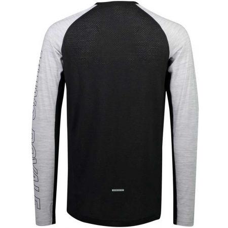 Pánské funkční triko z merino vlny - MONS ROYALE TEMPLE TECH LS - 2