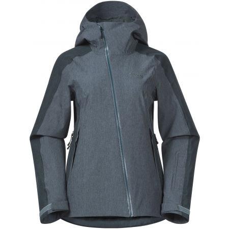 Bergans HAFJELL INS JKT W - Dámská lyžařská bunda