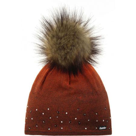 Eisbär DIP DYE LUX CRYSTAL MÜ - Dámská zimní čepice