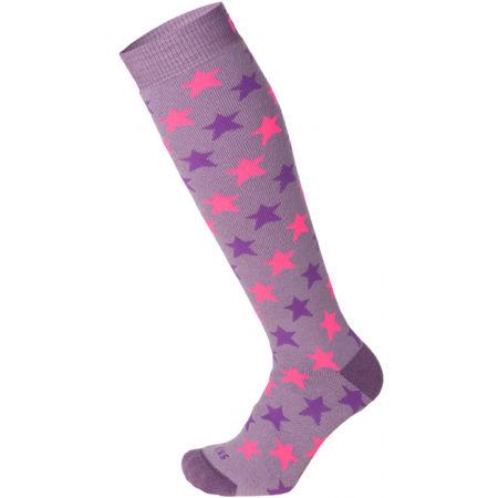 Mico MEDIUM WARM CONTROL K - Dětské lyžařské ponožky