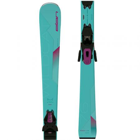 Elan WILDCAT 76 LS+ELW 9 - Dámské sjezdové lyže