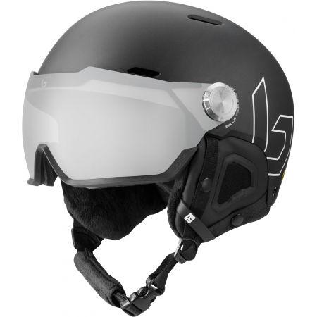 Bolle MIGHT VISOR (59 - 62) CM - Lyžařská helma se samozabarvujícím štítem